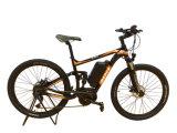 山500W 350W中間モーター8fun Boshi E自転車のEバイクの電気スクーター36V李電池
