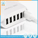 5V/7.2A 4u Intelligente Output Zes Mobiele Lader USB