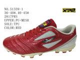 Numéro 51339 chaussures courantes de chaussures du football de Madame et d'hommes
