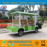 Automobile facente un giro turistico elettrica di Zhongyi 8 Seater con Ce e la certificazione dello SGS