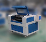 ペーパーアクリルの布の二酸化炭素CNCレーザーの彫版の打抜き機