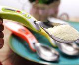 Échelle de cuillère de cuisine d'acier inoxydable