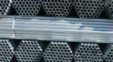 Tubos galvanizados 48.3X4X6 del andamio de la INMERSIÓN caliente