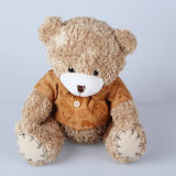Peluche personalizado lindo juguete de los niños suave oso de peluche