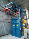 Máquina de anzuelo del chorreo con granalla de la calidad