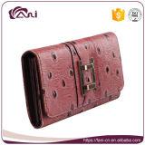 Fani 2017 Recentste Vrouwen van het Ontwerp Dame Luxury Wallet Leather