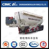 Cimc Huajun 2axle Vertical Powder Tanker
