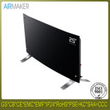 Novo design do painel de vidro do aquecedor de quarto com marcação CE/CB/GS aprovar
