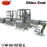 50-750ml de volledig Automatische het Vullen van het Aërosol Vloeibare Machine van de Lijn