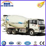 Hochleistungsbetonmischer Qualitäts-China-Sinotruck 9m3/12m3 6X4/mischender LKW mit LHD oder Rhd Laufwerk