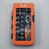22PCS Dual-Sidedラチェットの一定の工具セット