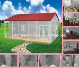 Подгонянный и хозяйственный панельный дом/модульные дома (DG4-016)