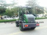 El CE aprobó pequeña cargadora de ruedas (ZL08F)