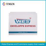 De Envelop van het Document van het Ontwerp van de douane met Vrije Steekproeven