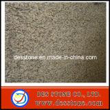 El granito Piedra Natural de la piel de tigre amarillo mosaico (DES-GT042)