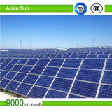 Parentesi solare anodizzata struttura di alluminio del comitato solare dei blocchi per grafici di comitato solare