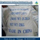 99 % de qualité industrielle Gluconate de sodium comme agent réducteur de l'eau dans la construction de l'industrie