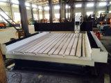 Ranurador de piedra del CNC para la talla de mármol del granito