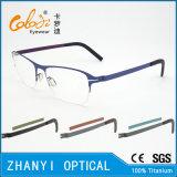 Blocco per grafici di titanio Semi-Senza orlo leggero di vetro ottici di Eyewear del monocolo (8003)