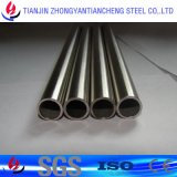 Pipe Polished sans joint de l'acier inoxydable 304 316L dans la norme d'ASTM