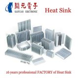 Dissipador de calor eletrônico liga de alumínio
