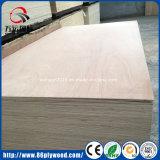 11mm 12mm heiße Presse-Handelsfurnierholz-Pappel-Kern eines/zweimal
