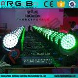 36*10W LED zoom movendo cabeça luz de estágio de Lavagem