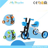 おもちゃまたは安く3人の車輪の子供の自転車の軽量の赤ん坊の三輪車かコンパクトな乗車