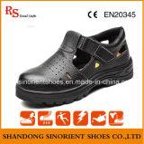 Самые лучшие продавая кожаный ботинки сандалии безопасности с стальной крышкой Rh103 пальца ноги