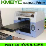 선물 제품 인쇄를 위한 A3 크기 UV 평상형 트레일러 인쇄 기계