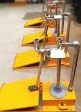 セリウムによって承認されるステンレス鋼の緊急の目の洗浄シャワー端末