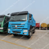 Sinotruk 6X4 HOWO 30-50 Tonnen Speicherauszug-/Lastkraftwagen mit Kippvorrichtung