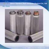 Cilindro del filtro dell'olio dell'acciaio inossidabile di alta efficienza