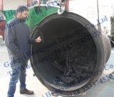 Macchina del carbone di legna del forno per la carbonizzazione del legno