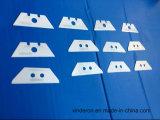 Lámina de corte de cerámica modificada para requisitos particulares del Zirconia con buena resistencia química