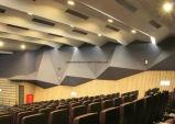 スタジオの音響の壁パネルの木製ウールの音響パネル