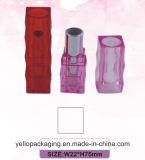 علامة مميّزة خاصّة أحمر شفاه أنابيب أحمر شفاه وعاء صندوق يعبّئ أنابيب
