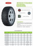Auto-Reifenmt-Gummireifen der Haida-/Panda-/Copartner-Marken-HD868 HD878 für Verkauf