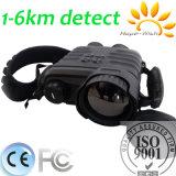Câmera térmica Handheld para a deteção humana