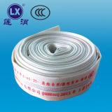 قوة ومرنة PVC حريق خدمة خرطوم