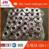 Flangia calda del tubo del acciaio al carbonio di vendita 2016 dalla Cina