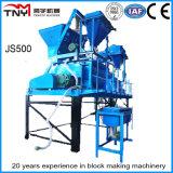 Block Making MachineのためのJs500 Concrete Mixer