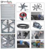 Oscilou para soltar o ventilador industrial montado na parede do martelo (DJF(a))