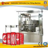 Réservoir de boissons gazeuses en conserve carbonatée