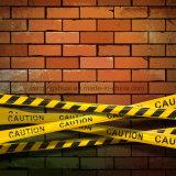 中国の製造業者が付いている注意テープ警告テープ