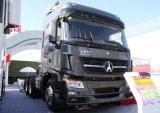 2018년 Beiben 2538 380HP 트랙터 트럭 좋은 가격 판매