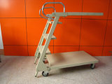 Metaal Ladder Cart met Wheels (yrd-D2)