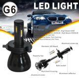 Linterna auto LED H4 H7 H11 9005 del coche del mejor precio linterna de 9006 automóviles LED para el coche H7