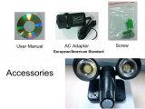 Профессиональная камера Zr720 света датчика движения обеспеченностью PIR WiFi 3G