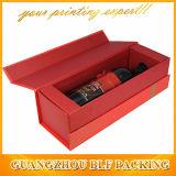 Картон бумага вина из стекла подарочные коробки оптовой упаковке (BLF-GB134)